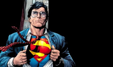 Clark_Kent_changing_into_Superman